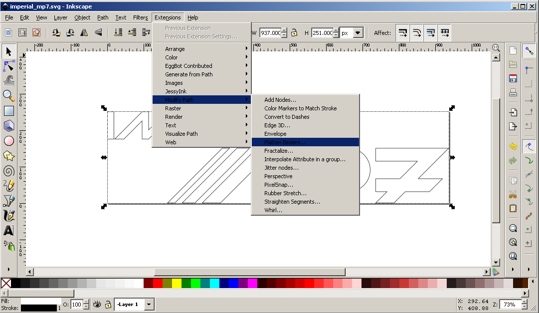 How to add beautiful graphics to your silkscreen in Mentor